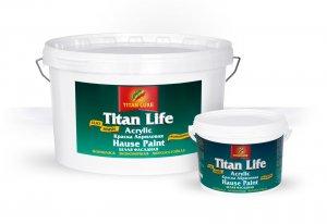 Краска «Titan Life»