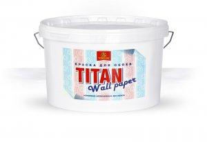 Краска «TITAN Wall Papier»